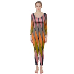 Zappwaits - Your Long Sleeve Catsuit