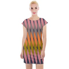 Zappwaits - Your Cap Sleeve Bodycon Dress
