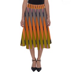 Zappwaits - Your Perfect Length Midi Skirt