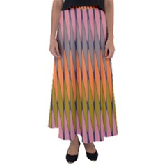 Zappwaits - Your Flared Maxi Skirt