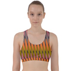 Zappwaits - Your Back Weave Sports Bra