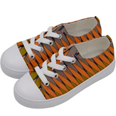 Zappwaits - Your Kids  Low Top Canvas Sneakers