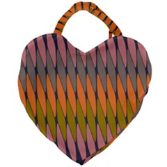 Zappwaits - Your Giant Heart Shaped Tote