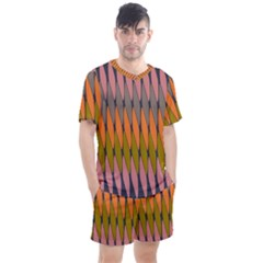 Zappwaits - Your Men s Mesh Tee and Shorts Set