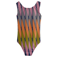 Zappwaits - Your Kids  Cut-Out Back One Piece Swimsuit
