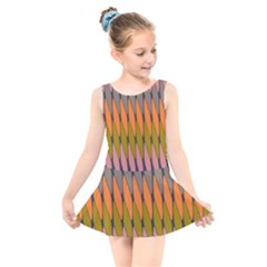 Zappwaits - Your Kids  Skater Dress Swimsuit