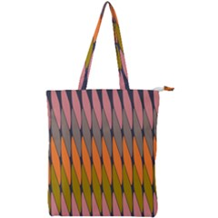 Zappwaits - Your Double Zip Up Tote Bag