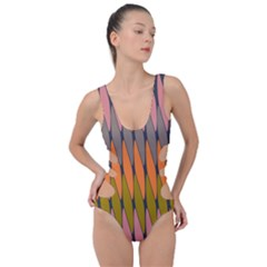Zappwaits - Your Side Cut Out Swimsuit