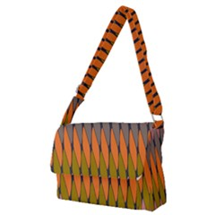 Zappwaits - Your Full Print Messenger Bag (M)