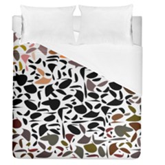 Zappwaits - Words Duvet Cover (queen Size) by zappwaits