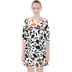 Zappwaits - Words Pocket Dress by zappwaits