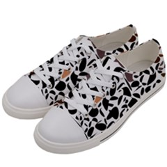 Zappwaits - Words Women s Low Top Canvas Sneakers by zappwaits
