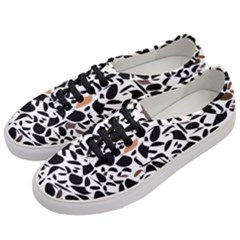 Zappwaits - Words Women s Classic Low Top Sneakers by zappwaits