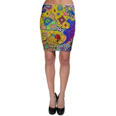 Supersonicplanet2020 Bodycon Skirt