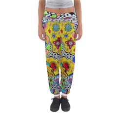 Supersonicplanet2020 Women s Jogger Sweatpants by chellerayartisans