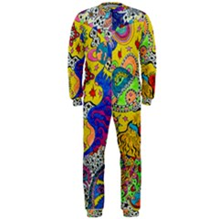 Supersonicplanet2020 Onepiece Jumpsuit (men)  by chellerayartisans