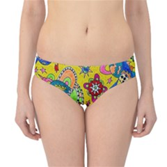 Supersonicplanet2020 Hipster Bikini Bottoms by chellerayartisans
