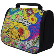 Supersonicplanet2020 Full Print Travel Pouch (big) by chellerayartisans