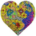 Supersonicplanet2020 Wooden Puzzle Heart View1