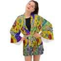 Supersonicplanet2020 Long Sleeve Kimono View1