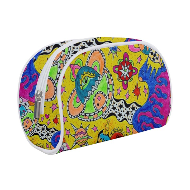 Supersonicplanet2020 Makeup Case (Small)