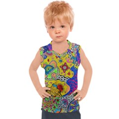 Supersonicplanet2020 Kids  Sport Tank Top