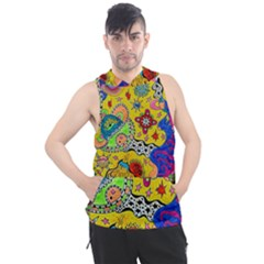 Supersonicplanet2020 Men s Sleeveless Hoodie