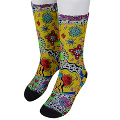 Supersonicplanet2020 Men s Crew Socks