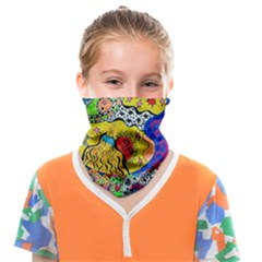 Supersonicplanet2020 Face Covering Bandana (kids) by chellerayartisans