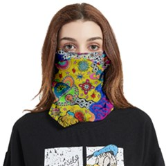 Supersonicplanet2020 Face Covering Bandana (two Sides) by chellerayartisans
