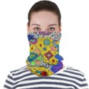 Supersonicplanet2020 Face Seamless Bandana (Adult) View1
