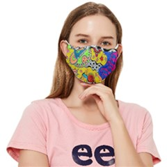 Supersonicplanet2020 Fitted Cloth Face Mask (adult)