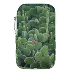 Green Cactus Waist Pouch (small)