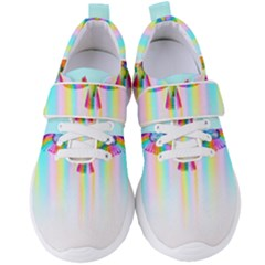 Rainbow Bird Women s Velcro Strap Shoes