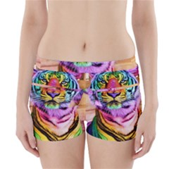 Rainbowtiger Boyleg Bikini Wrap Bottoms by Sparkle