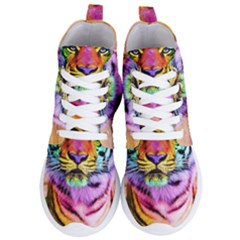 Rainbowtiger Women s Lightweight High Top Sneakers by Sparkle