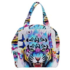 Butterflytiger Boxy Hand Bag by Sparkle