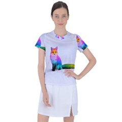 Rainbowfox Women s Sports Top