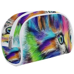 Rainbowcat Makeup Case (large)