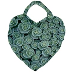 Realflowers Giant Heart Shaped Tote