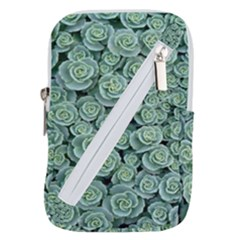 Realflowers Belt Pouch Bag (small)