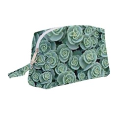 Realflowers Wristlet Pouch Bag (medium)