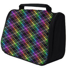 Rainbow Sparks Full Print Travel Pouch (big)
