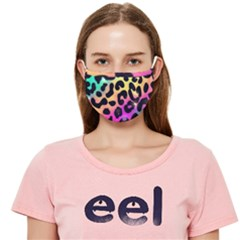 Animal Print Cloth Face Mask (adult) by Sparkle