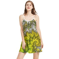 Hypno High Summer Frill Dress