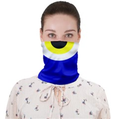 Evil Eye Face Covering Bandana (adult)