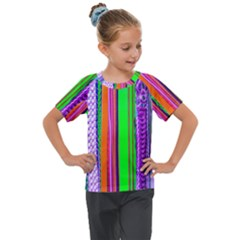 Fashion Belts Kids  Mesh Piece Tee