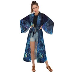 Coral Reef Maxi Kimono by CKArtCreations