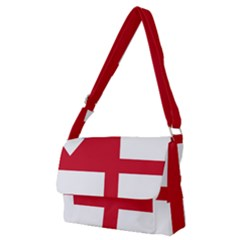 Naval Ensign Of Antigua & Barbuda Full Print Messenger Bag (m) by abbeyz71