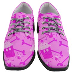 Cupycakespink Women Heeled Oxford Shoes